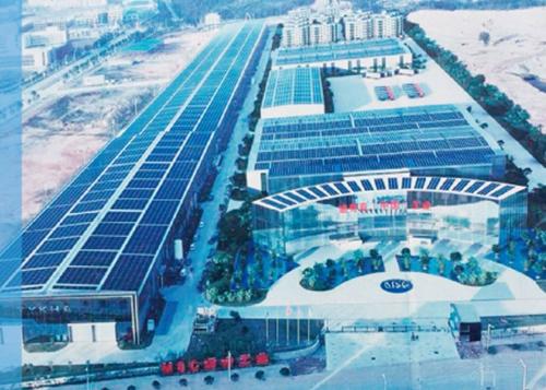 Baoan (Longchuan) Industrial Transfer Park