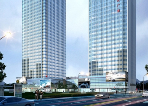 Liuzhou Qiyuan Plaza Project